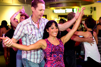 Casino Salsa Dancing, 19 Aug 2013